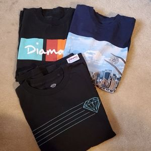 Diamond Supply t- shirts